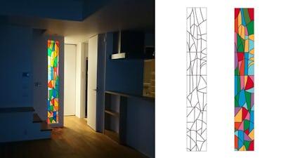 サグラダファミリアをイメージ!「フルオーダーステンド」を製作した事例 (東京都国分寺市 N様)