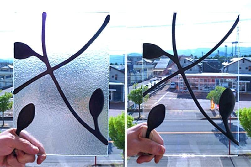 ガラスの種類について