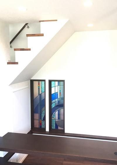 「ブリリアントモーメント K19」が設置された室内窓(2)