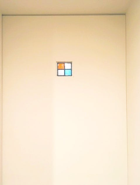 「ラティス MS011」が取り付けられた室内ドア(1)