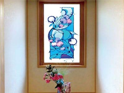 和室の内窓に!「フルオーダーステンド」を使用した事例(高知県高知市 O様)