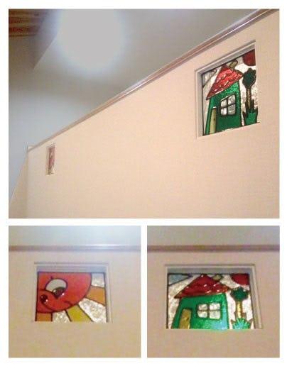 「フルオーダーステンド」が設置された室内窓の様子(2)