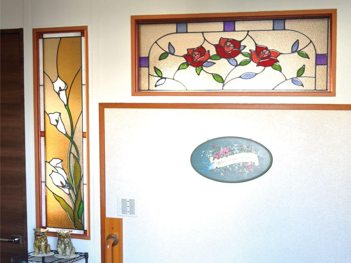 「エチュードEG022」と「ブリリアントモーメントG12」が設置されたお部屋の様子(2)