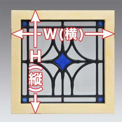 ステンドグラス-サイズ指定